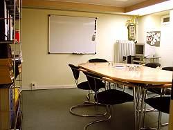 Blick in den Schulungsraum