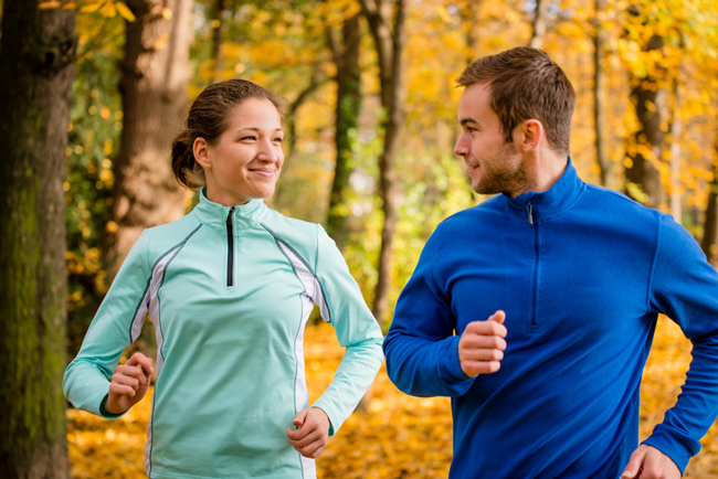 Laufen oder Walken mit Diabetes im Mai