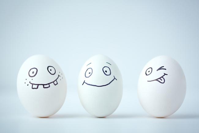 Ei Ei Ei ... Eier sind besser als ihr Ruf