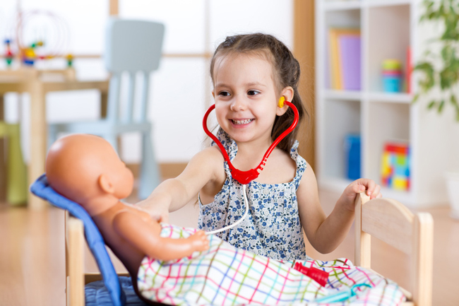 Bei Kindern schnell mit einer Insulinpumpe starten