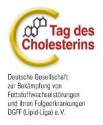 Logo Tag des Cholesterins