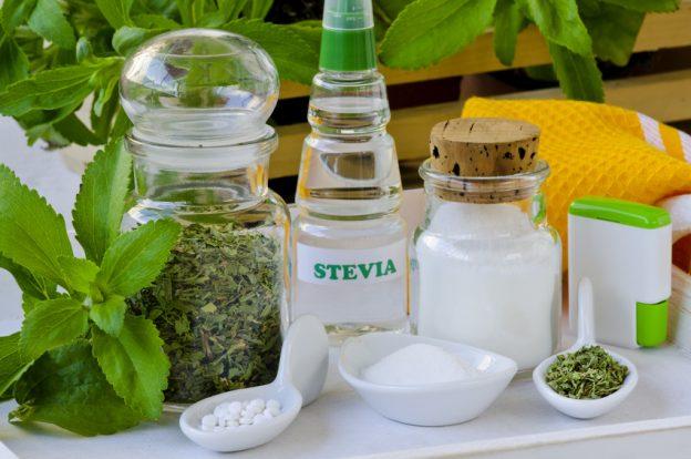 Stevia zum Süßen