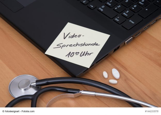 Videosprechstunde in Deutschland bald erlaubt