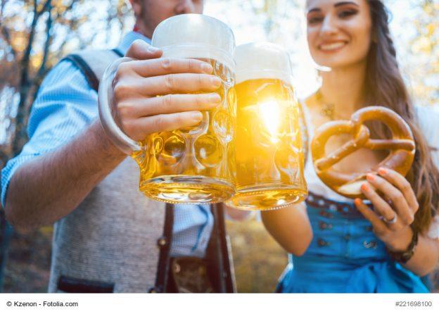 Alkohol bringt das Herz aus dem Takt