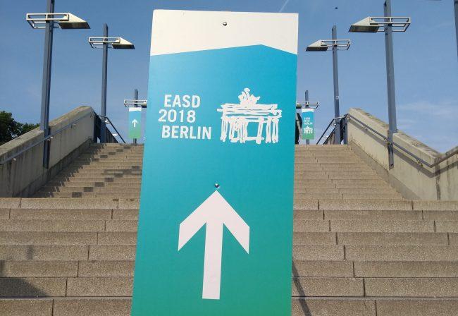 Europäischer Diabeteskongress EASD in Berlin 2018