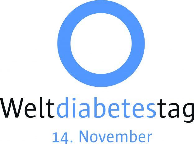 Logo Weltdiabetestag
