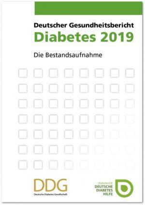 Deutscher Gesundheitsbericht Diabetes 2019