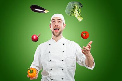 Ernährung und Bewegung